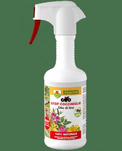 Olio di Lino - Insetticida Biologico - 500 ml