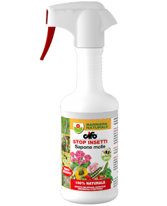 Sapone Molle - Insetticida Biologico - 500 ml